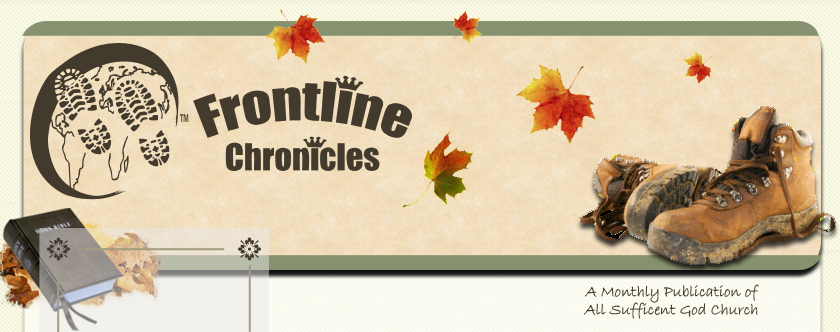 Frontline Chronicles' Logo