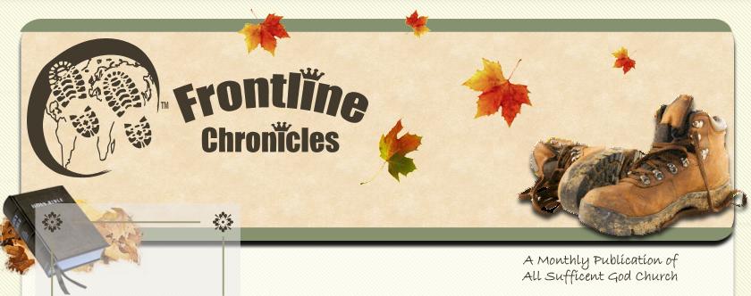 Frontline Chronicles' Logo